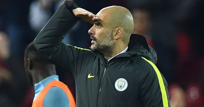 Pep Guardiola: Not too concerned by defeat