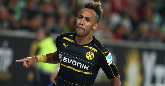 Pierre Emerick Aubameyang: Target for Man United