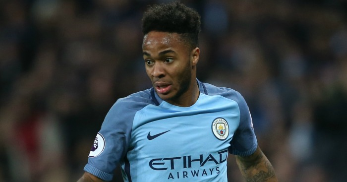 Raheem Sterling: Hoping to improve his game further