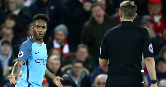 Raheem Sterling: Disappointed on Anfield return
