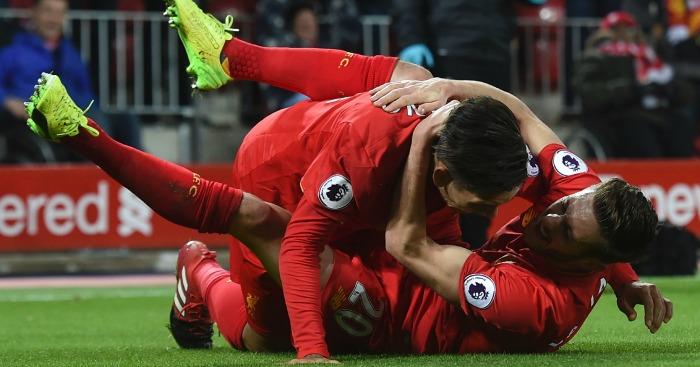 Roberto Firmino: Stars for Liverpool