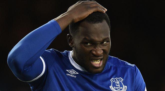 Romelu Lukaku: Everton talks stall