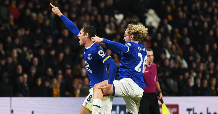 Ross Barkley: Scores at Hull