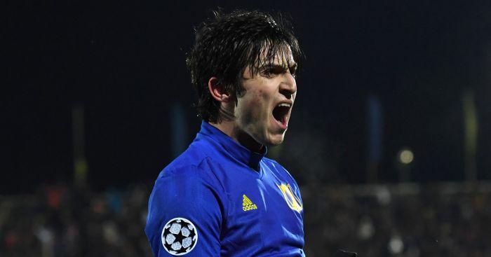 Sardar Azmoun: In action for Rostov