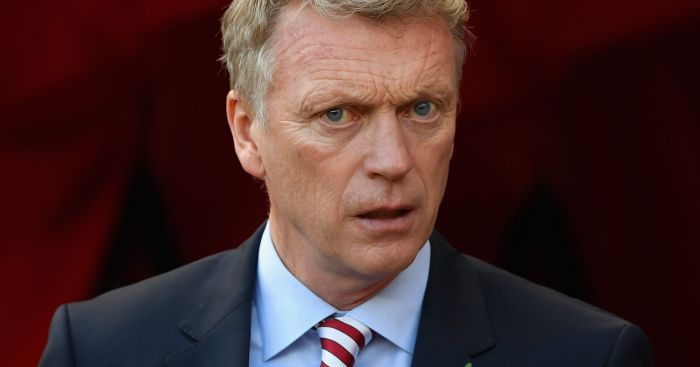 David Moyes: Given bad news