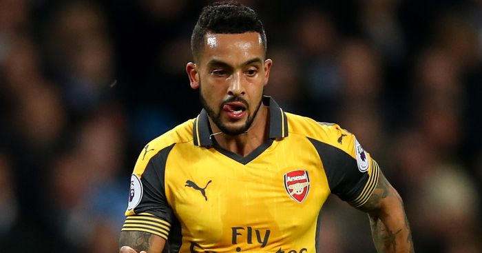 Theo Walcott: Reveals Arsenal weakness