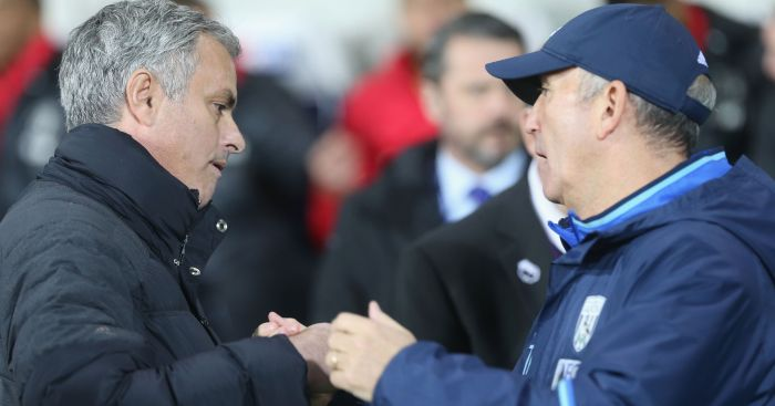 Tony Pulis: Praises Jose Mourinho