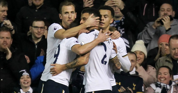 Tottenham Hotspur: Record vital win