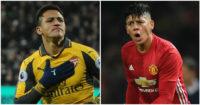 Alexis Sanchez & Marcos Rojo: Impressive stats this weekend