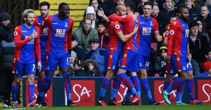 Crystal Palace: Looking for vital win