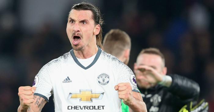 Zlatan Ibrahimovic: Handball controversy