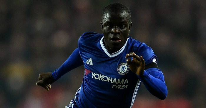 N'Golo Kante: Made the move from Leicester