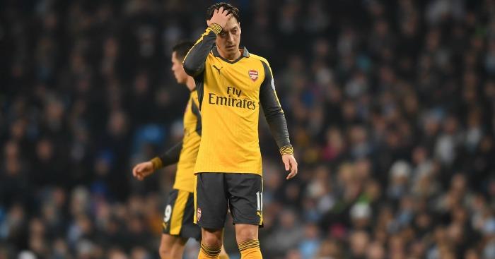 Mesut Ozil: Primed for La Liga return?