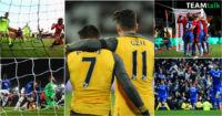 Power Rankings: Chelsea top, Arsenal 3rd