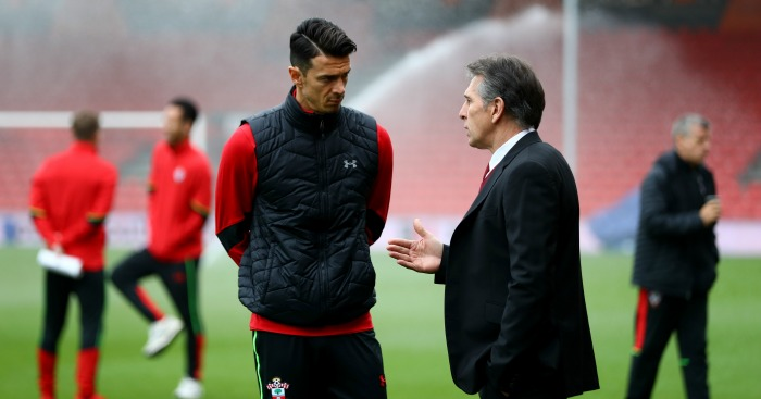 Claude Puel: Chats to Fonte