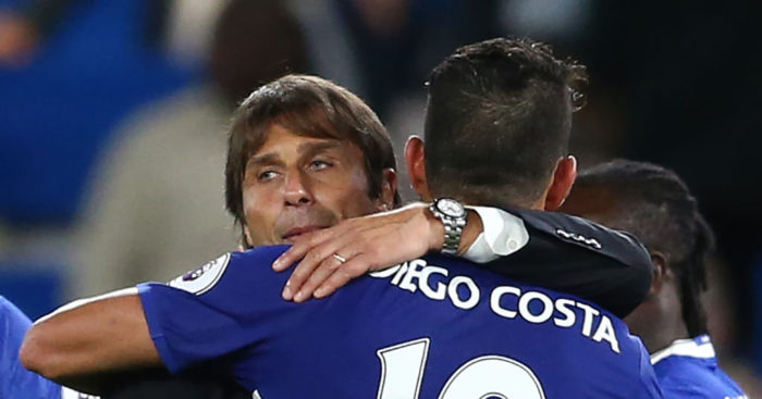 Diego Costa: Happy at Chelsea