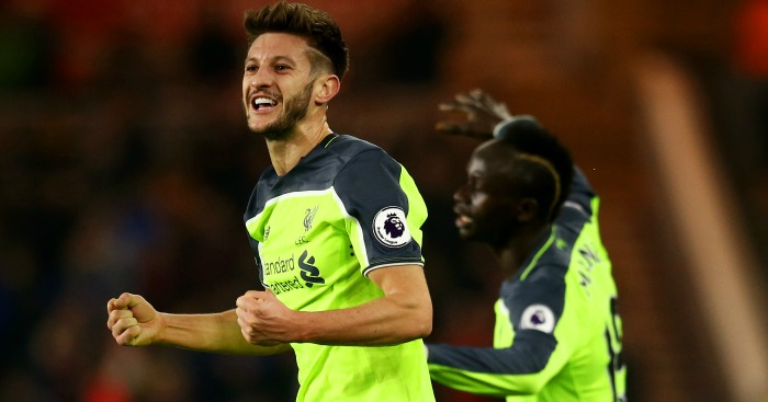 Adam Lallana: High praise for midfielder