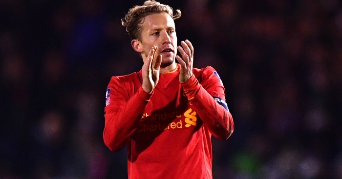 Lucas: Staying at Anfield