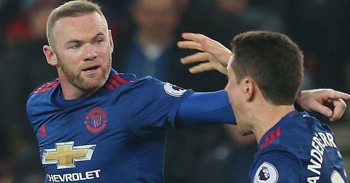 Wayne Rooney: Reaches iconic milestone