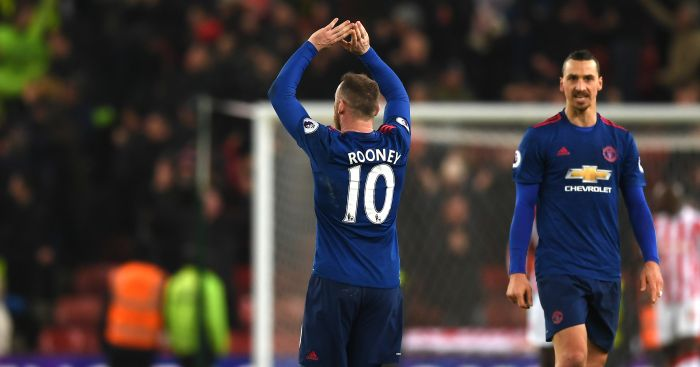 Wayne Rooney: Receives widespread praise
