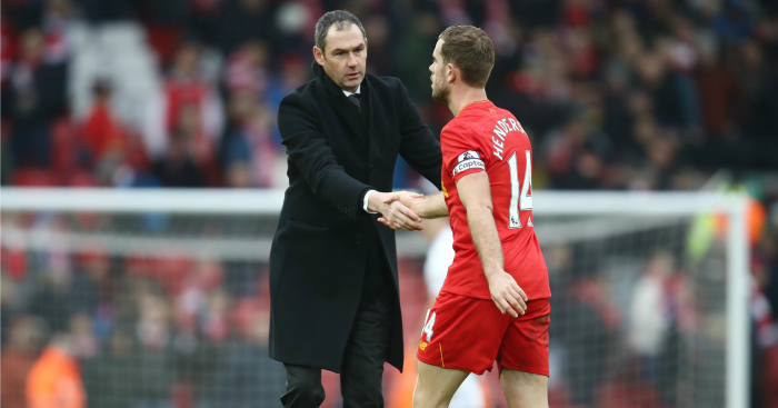 Jordan Henderson: Determined to bounce back