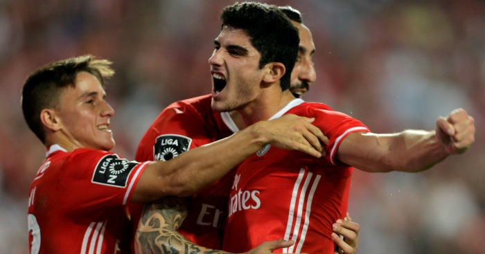 Goncalo Guedes: Set for PSG switch