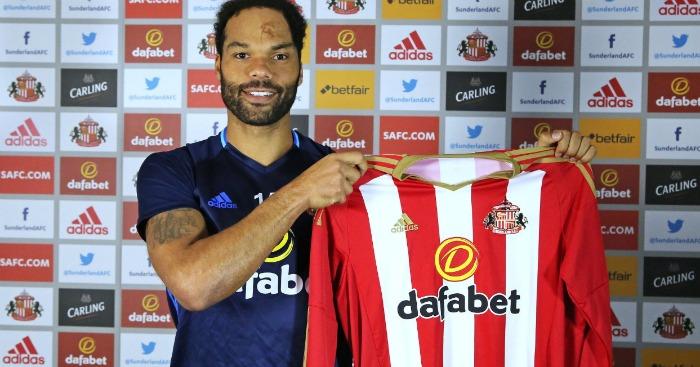 Joleon Lescott: New Sunderland signing