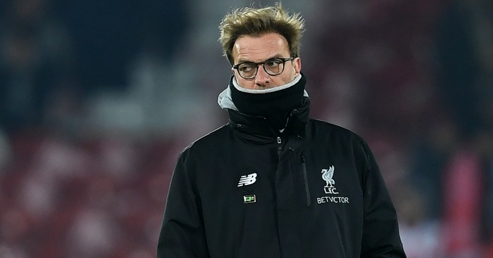 Jurgen Klopp: Happy despite draw