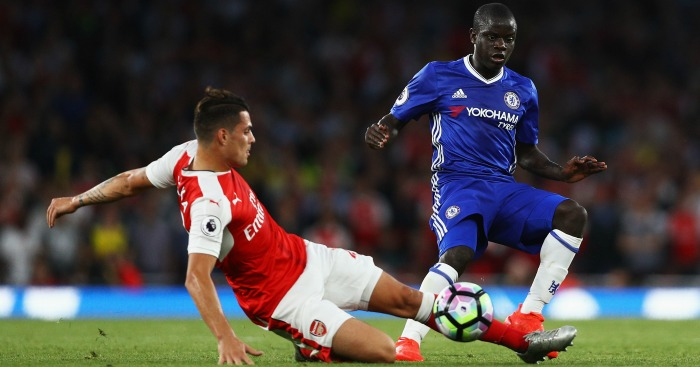 Granit Xhaka: 'Not a natural tackler'