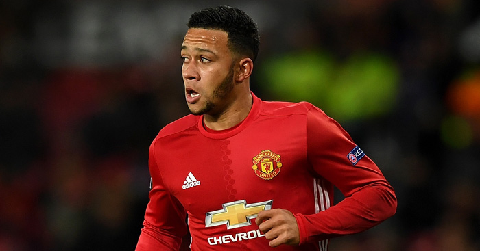 Memphis Depay: No hard feelings with Mourinho