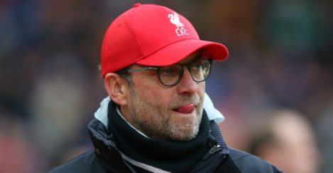 Jurgen Klopp: Blamed Leicester's players