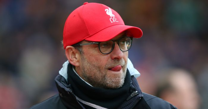 Jurgen Klopp: Blamed Leicester's players