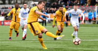 Sutton United: In the FA Cup fifth round