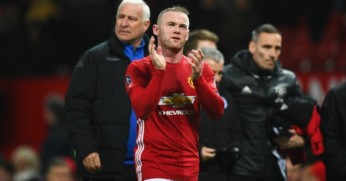 Wayne Rooney: Jose Mourinho coy on his future