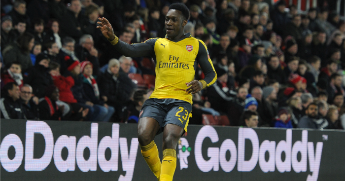Danny Welbeck: Returned with a bang