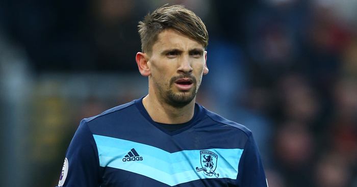 Gaston Ramirez: Back in favour at Boro