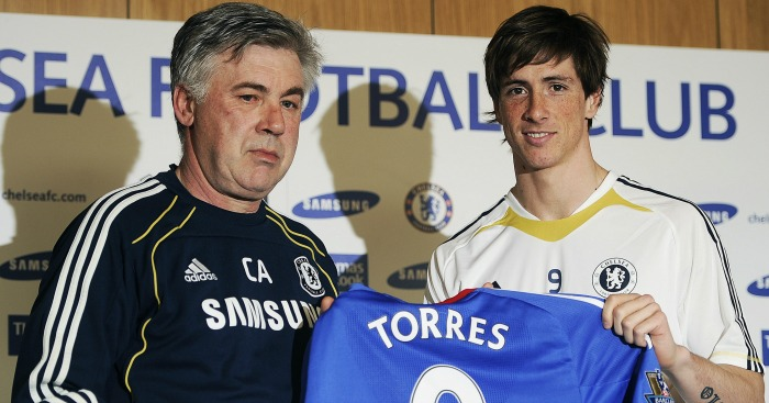 Fernando Torres: Signed on deadline day for Chelsea in 2011