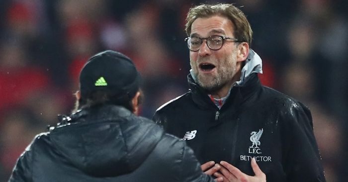 Jurgen Klopp: Clashes with Antonio Conte