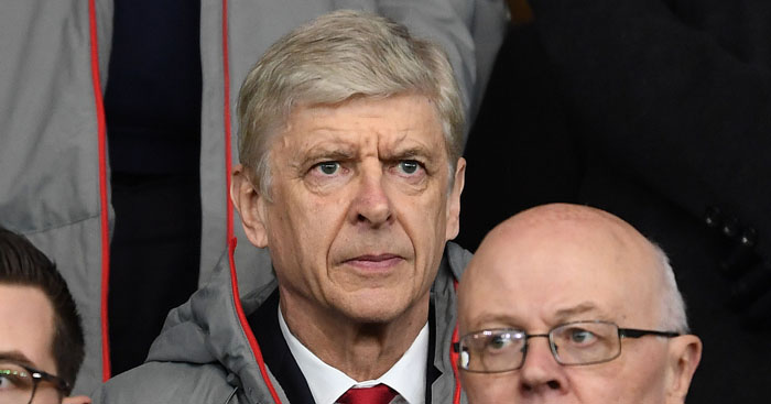Arsene Wenger: Given his players two days off