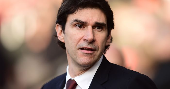 Aitor Karanka: Looking at the positives