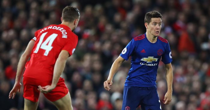 Ander Herrera: Fully aware of rivalry
