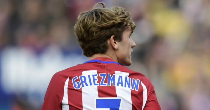 Antoine Griezmann: Snapped at questioning