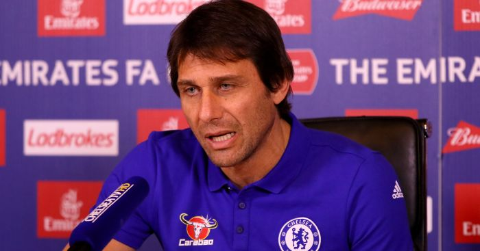 Antonio Conte: Wants to hurt Liverpool