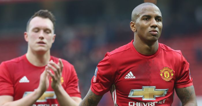 Ashley Young: On the move?