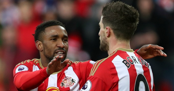 Jermain Defoe: At the double for Sunderland