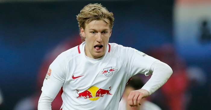 Emil Forsberg: Targeted by Klopp