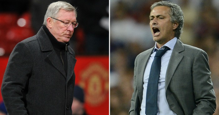Sir Alex Ferguson: Praises Jose Mourinho's start at Man Utd