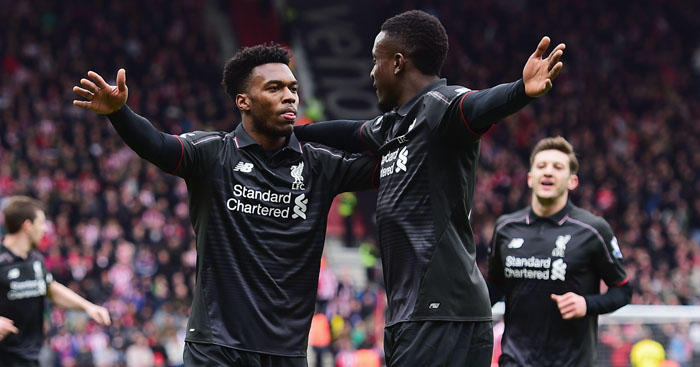 Daniel Sturridge and Divock Origi: Partners, not rivals