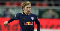 Emil Forsberg: Liverpool target available, says agent