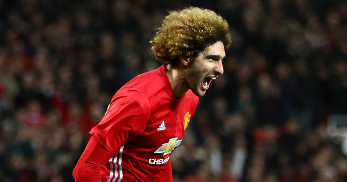 Marouane Fellaini: Not keen on China